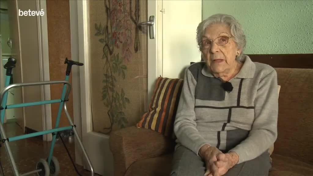 Va passar Presó Dones Maria Salvo