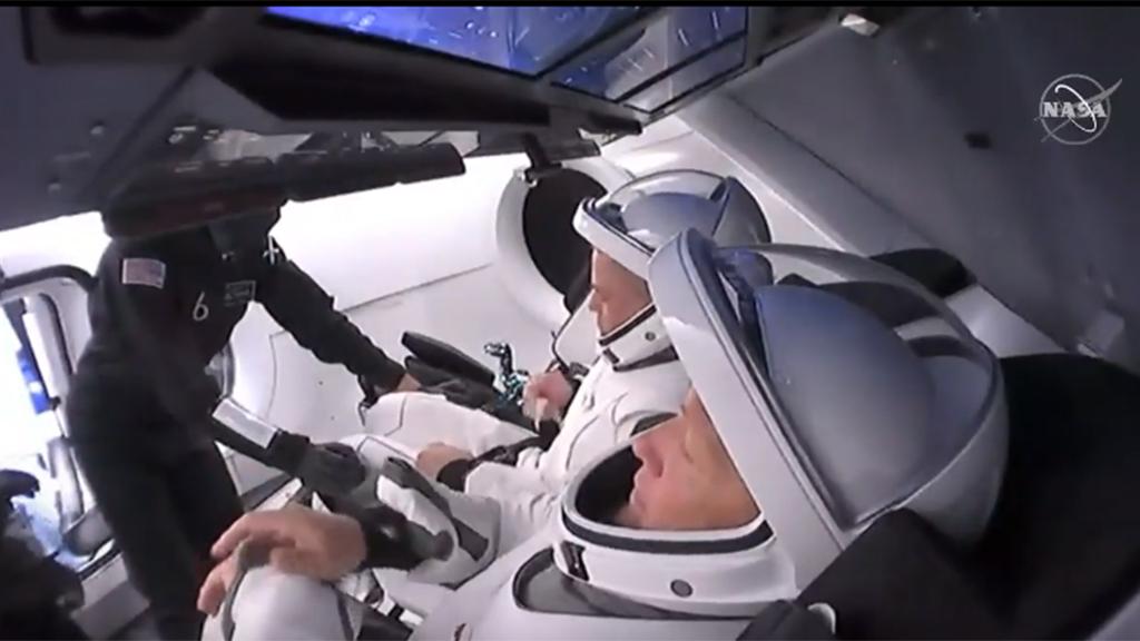 astronautes nasa