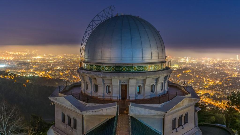 nit a l'Observatori Fabra