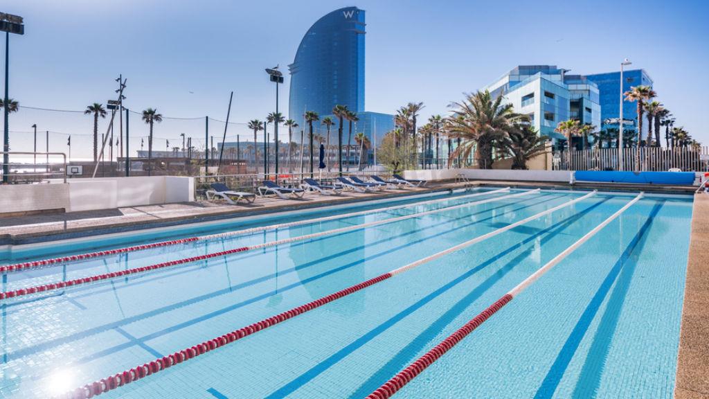 piscines obertes en la fase 1