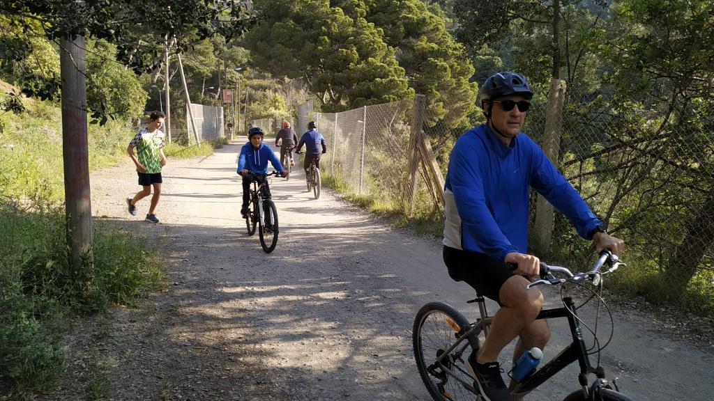 Bicicletes Collserola