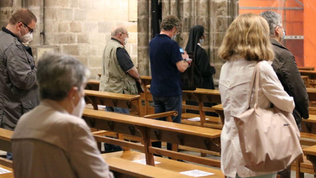 Missa catedral de Barcelona