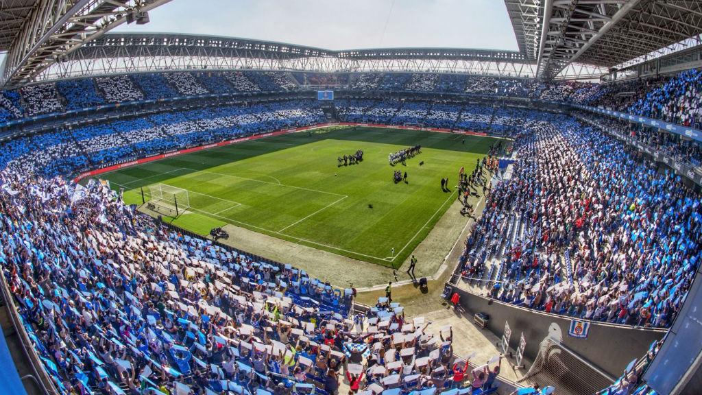 RCDE Stadium temperatura