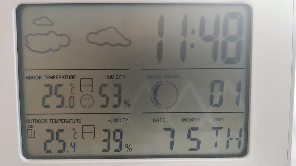 La temperatura interior ja supera els 25ºC a moltes llars