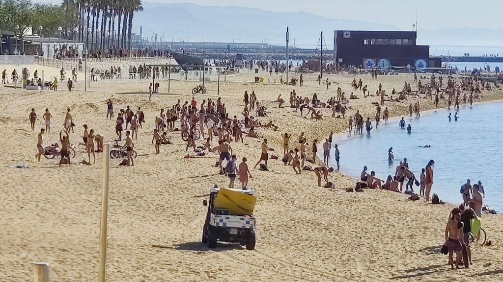 guardia urbana buida platges