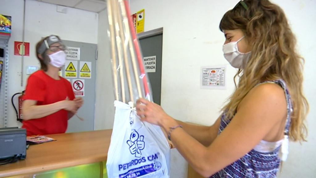 botiga petards coronavirus