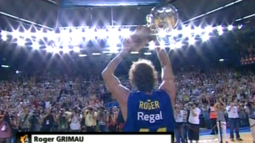 Grimau aixeca Lliga bàsquet