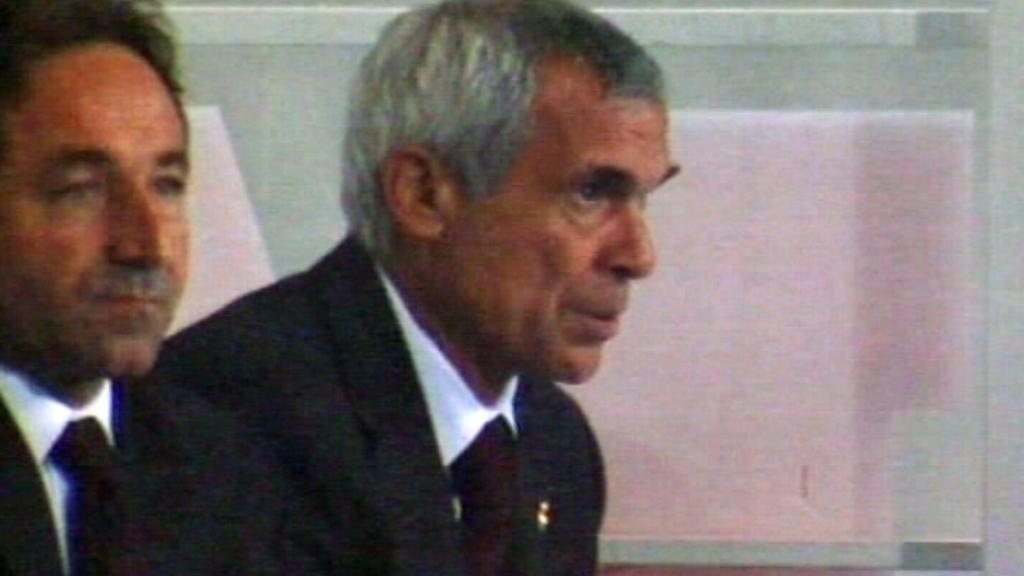 Héctor Cúper Mallorca