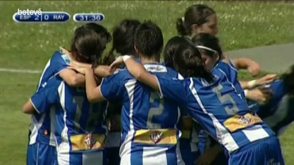 Espanyol Femení 2010 Copa de la Reina