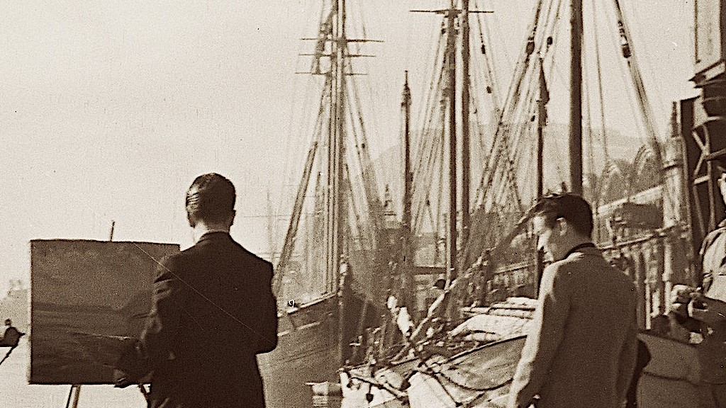 Museu marítim negatius port Barcelona
