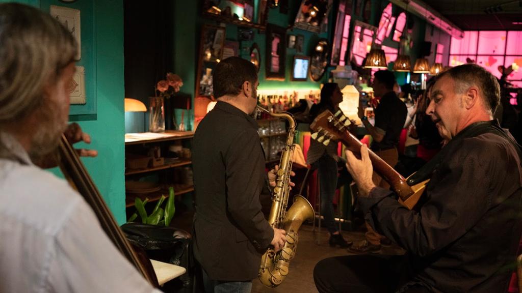 Margarita Blue Garry jazz