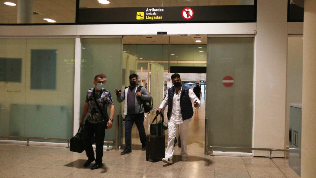 Aeroport de Barcelona el Prat