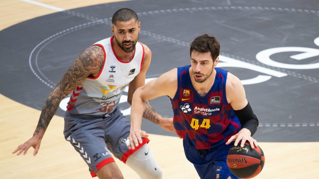 Barça Burgos semifinal ACB 2020