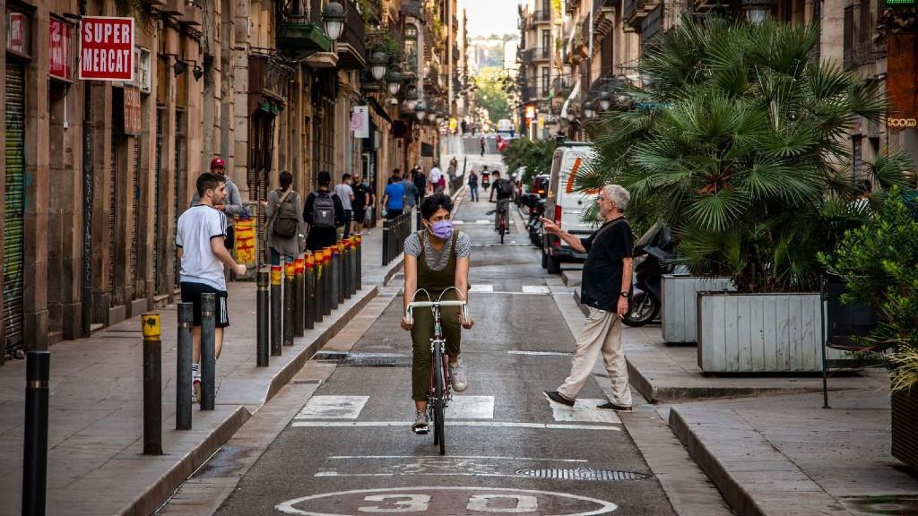 Barcelona fase 3