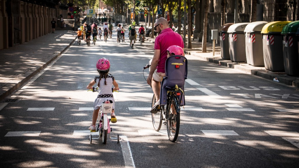 bicicletes carrer desescalada