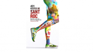 cartell Festa Major Sant Roc 2020