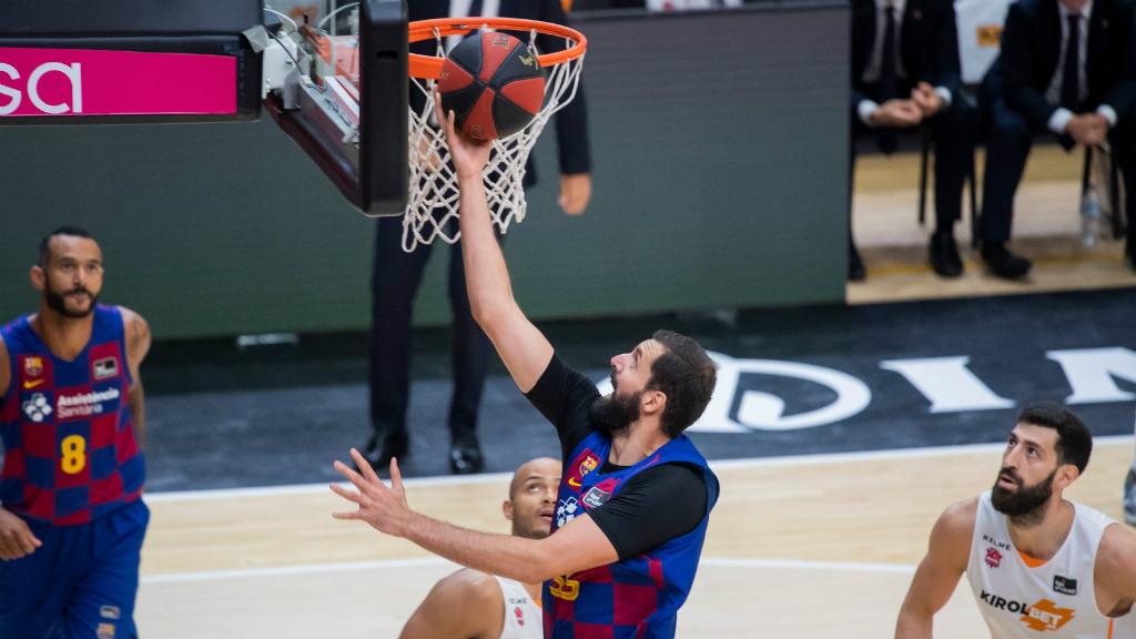 Final Lliga ACB 2020 Barça Baskonia Mirotic