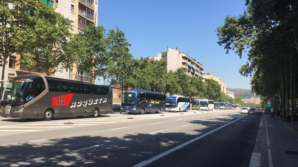 manifestacio autocars