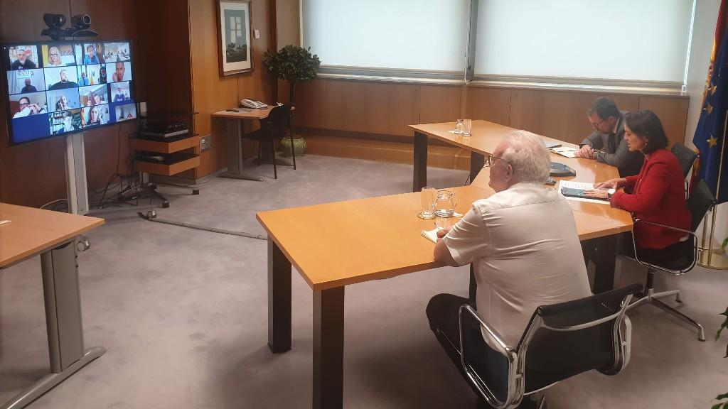 maroto reunio telematica sindicats nissan