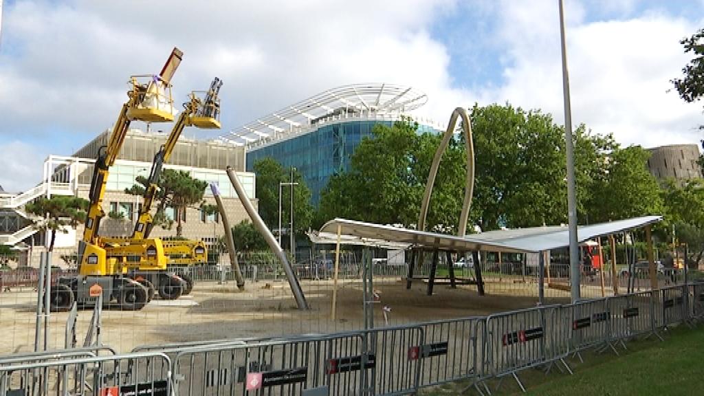 restauracio monument vila olimpica
