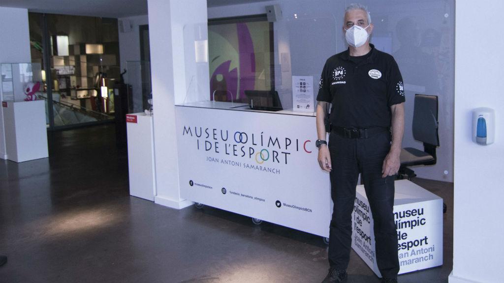 Museu Olímpic obre portes 9 de juny