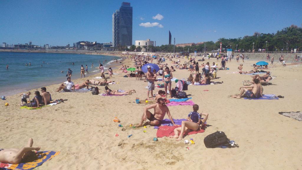 platges plenes primer dissabte