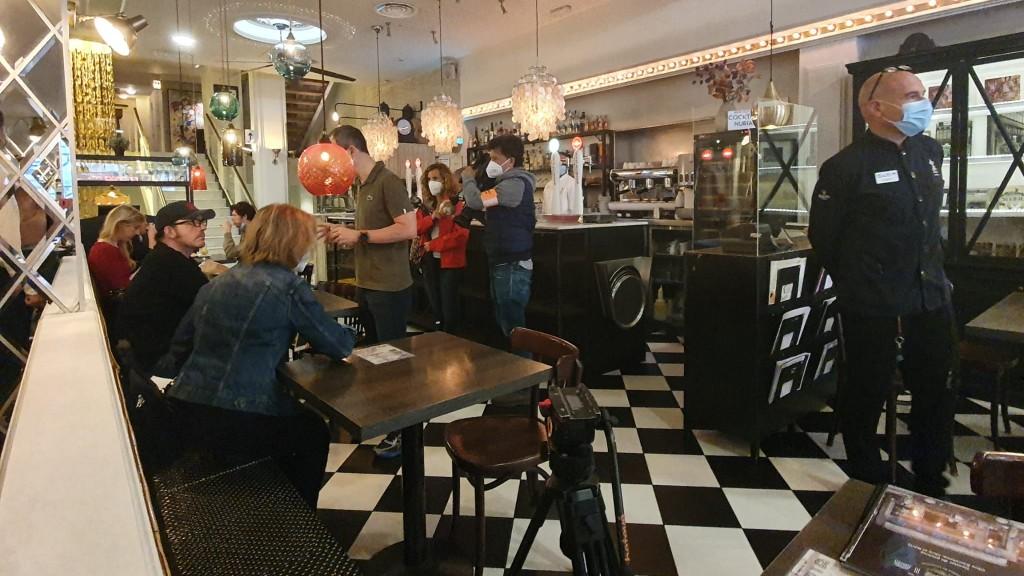 restaurant Nuria reobertura desescalada