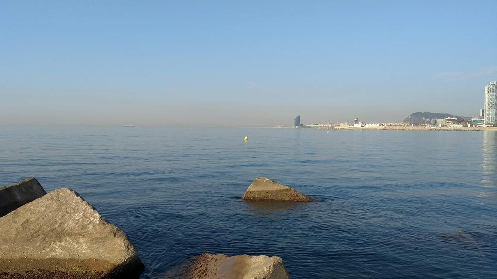 aigua mar
