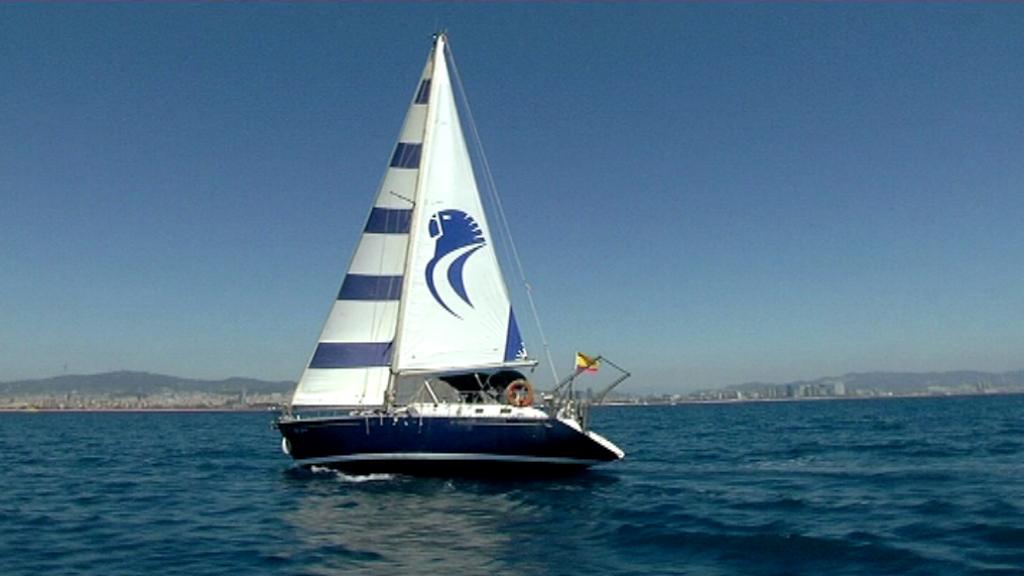 RegatA Velta vaixell espanyol