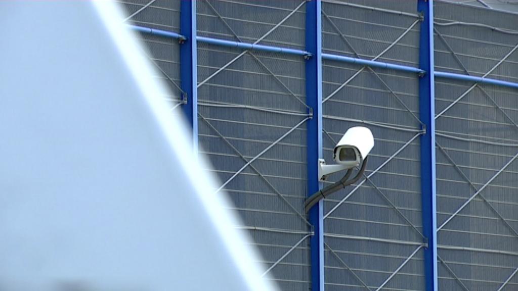 Càmera al CIE de Barcelona