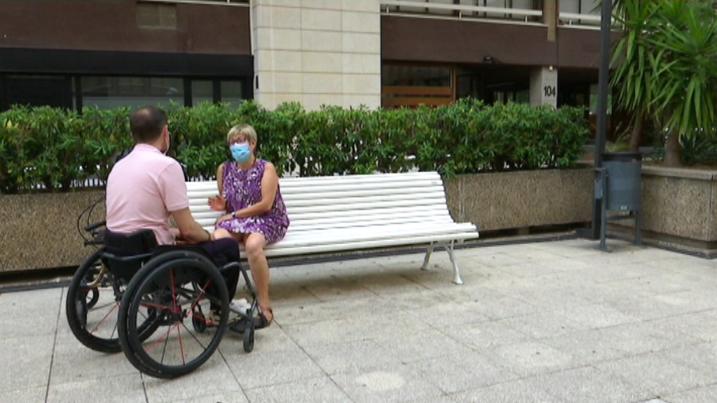 Persones amb discapacitat i confinament