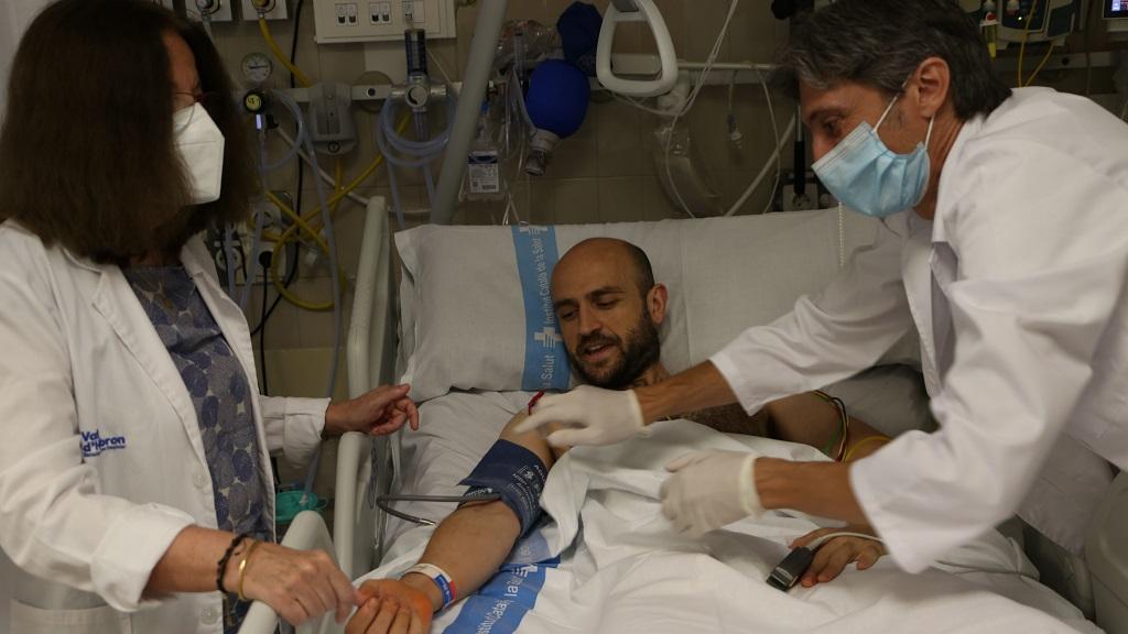 Nova unitat de semicrítics de l'hospital de la Vall d'Hebron