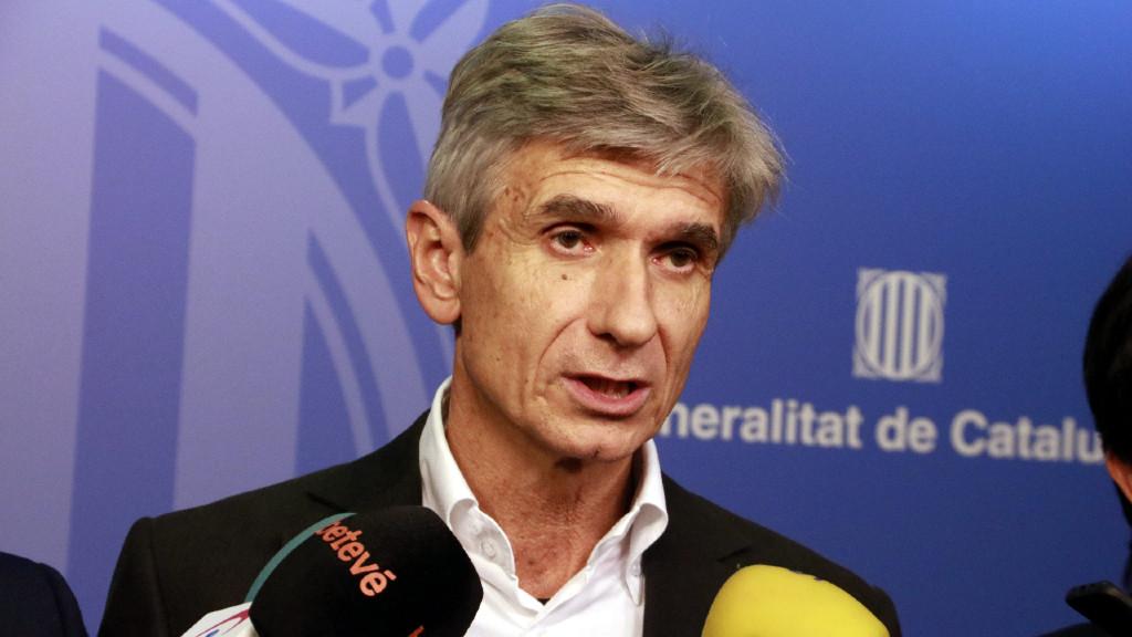 Josep Maria Argimon, secretari de Salut Pública