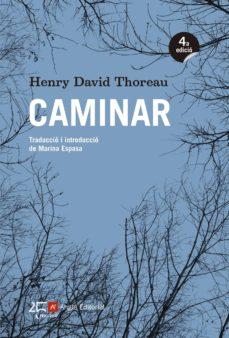 Caminar Henry David Thoreau