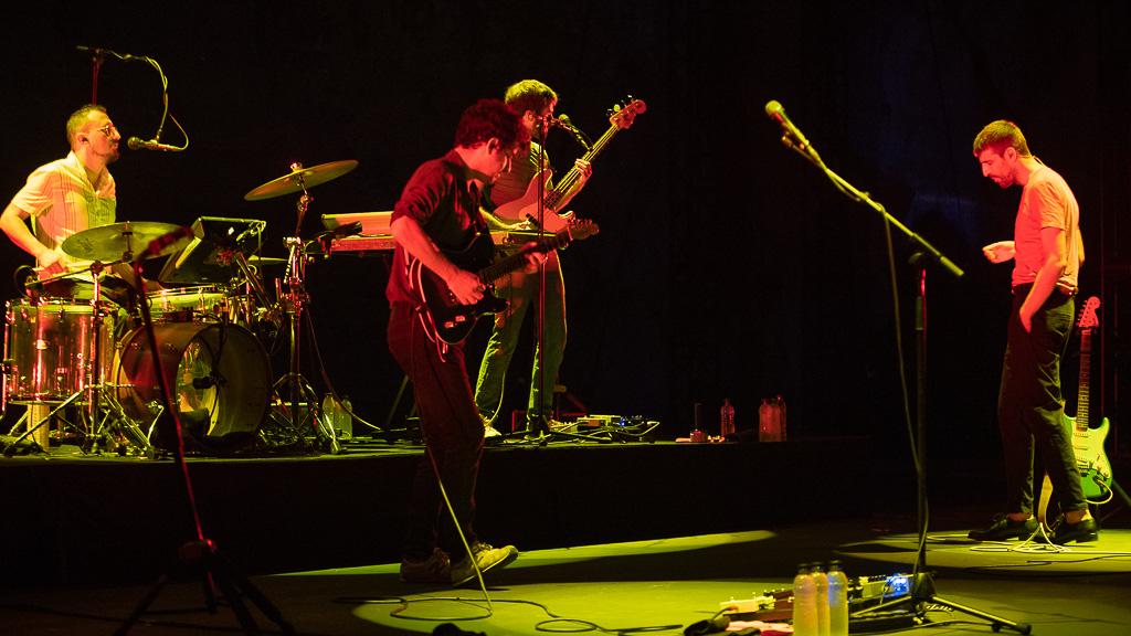 Concert Manel Festival Grec 2020 Teatre Grec 07-07-20