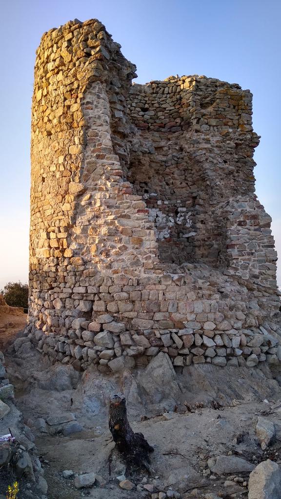 El Castell de Sant Miquel