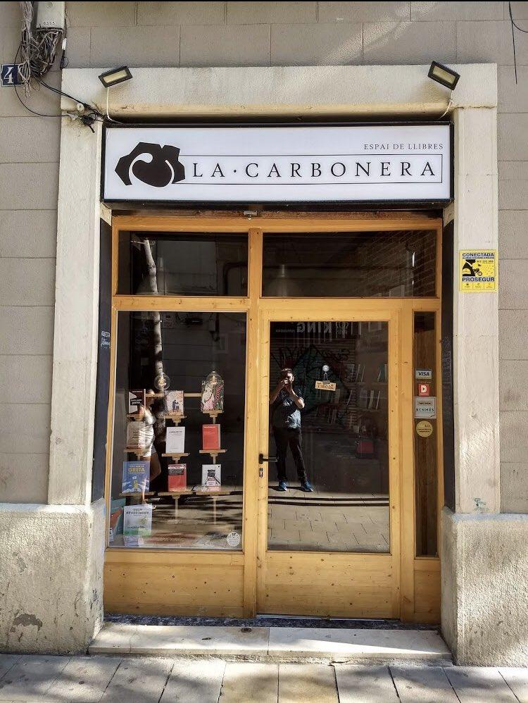 Llibreria La Carbonera
