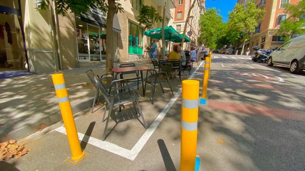 ampliacio terrasses 2021 barcelona