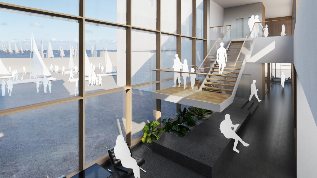 centre municipal vela nou port olímpic 2023
