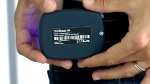 Dinbeat live, monitoratge en remot sense cables de paràmetres de salut