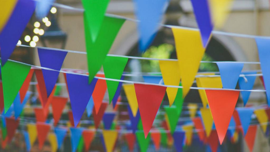 festa major banderoles
