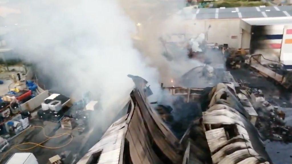 incendi Granollers