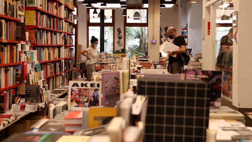 llibreria documenta