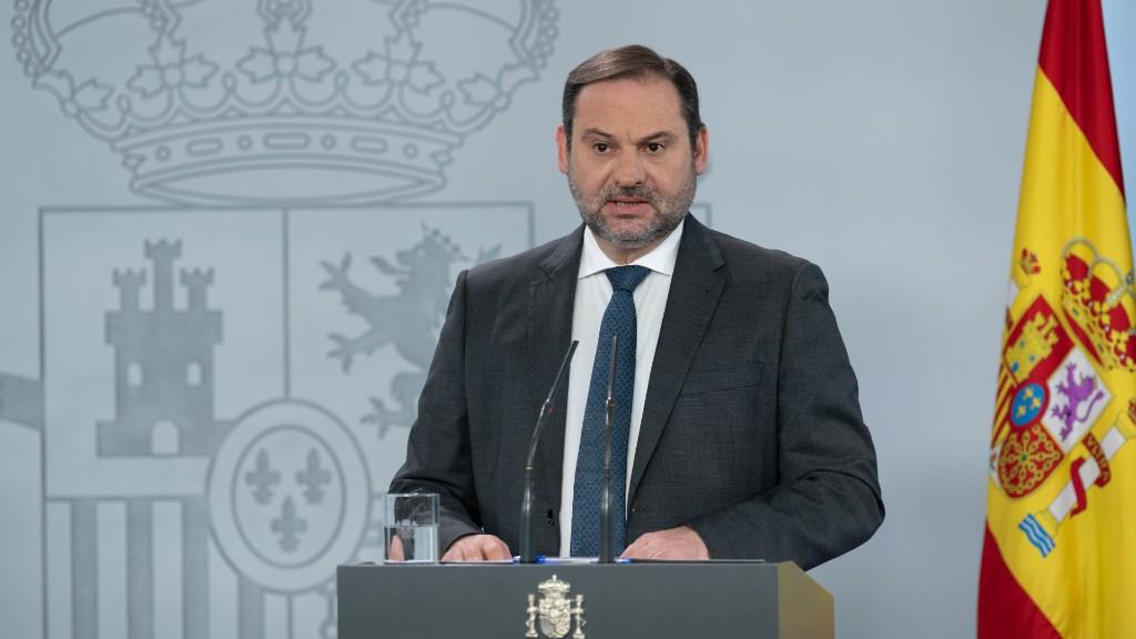 José Luis Ábalos, ministre