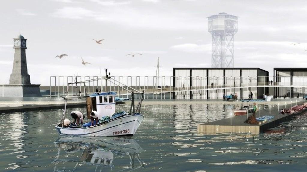 reforma Moll Pescadors