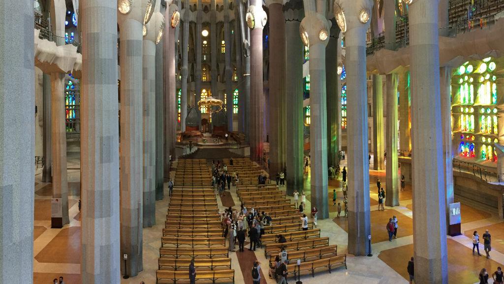 Sagrada Família reobre després coronavirus