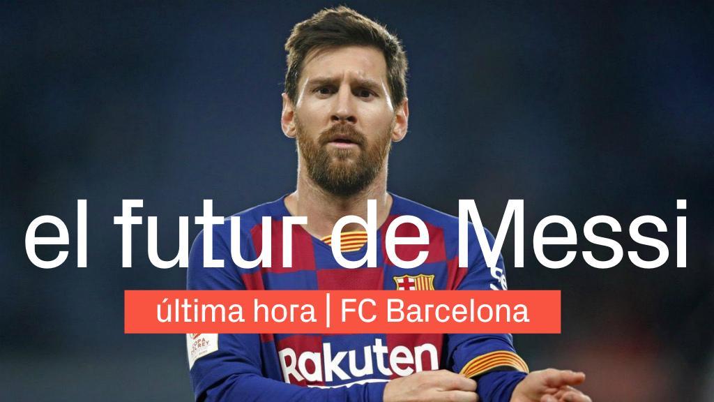 Leo Messi futur Barça