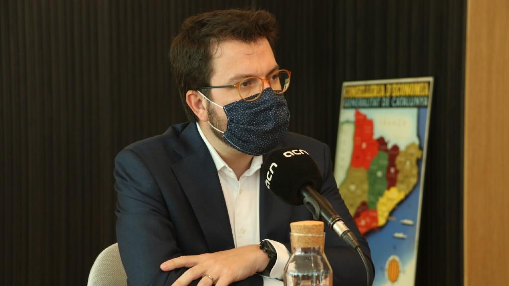 Aragones eleccions pandemia