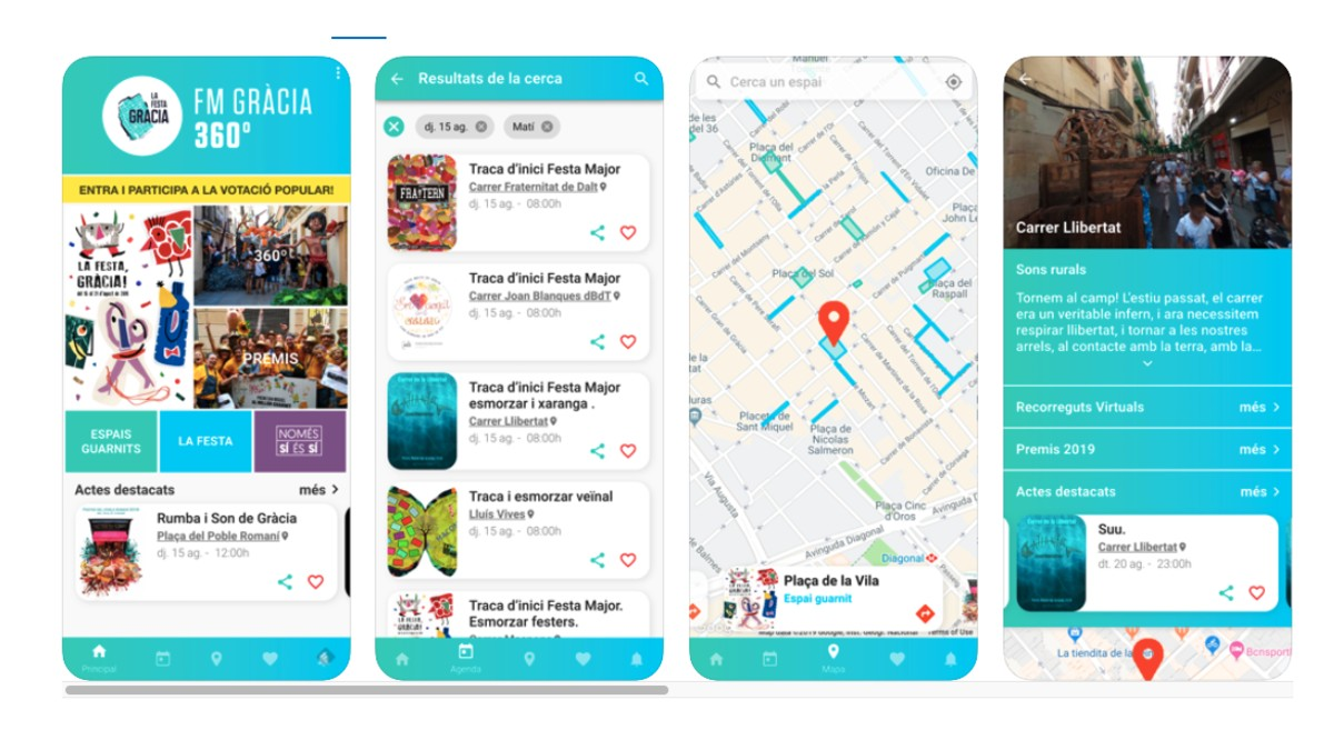 app carrers guarnits gracia 2020