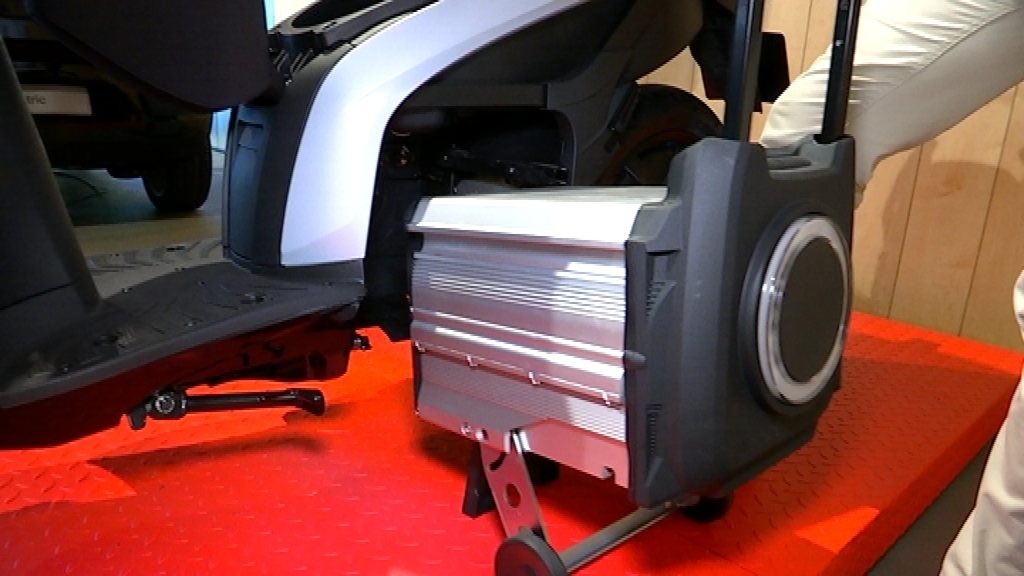 bateria moto electrica seat
